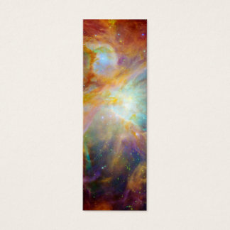Orion Nebula (Hubble & Spitzer Telescopes) Mini Business Card