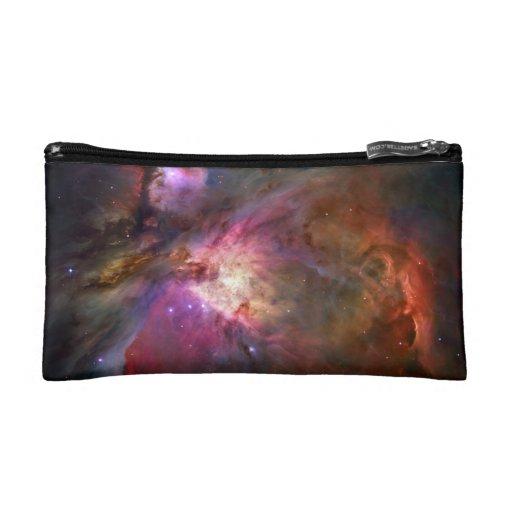 Orion Nebula (Hubble Telescope) Makeup Bags