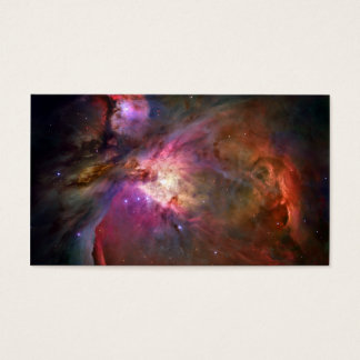 Orion Nebula (Hubble Telescope) Business Card