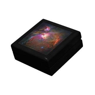 Orion Nebula (Hubble Telescope) Jewelry Box