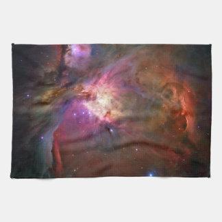 Orion Nebula (Hubble Telescope) Kitchen Towel