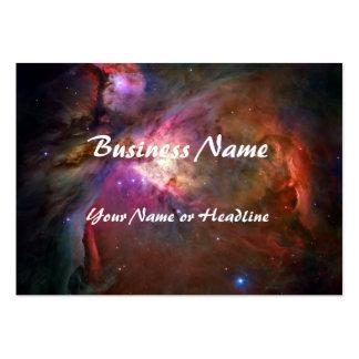 Orion Nebula (Hubble Telescope) Large Business Card