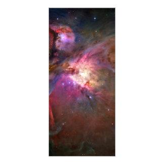 Orion Nebula (Hubble Telescope) Custom Rack Card