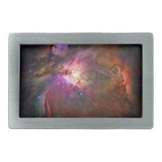 Orion Nebula (Hubble Telescope) Rectangular Belt Buckles