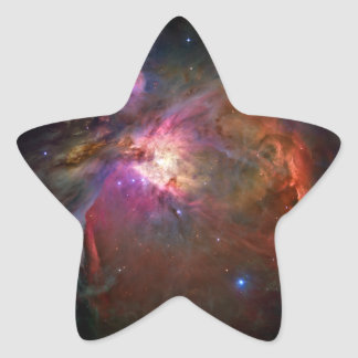 Orion Nebula (Hubble Telescope) Star Sticker