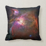 Orion Nebula (Hubble Telescope) Throw Pillow