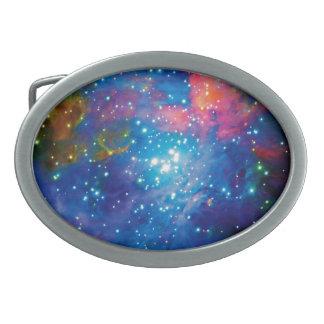 Orion Nebula Infrared Belt Buckle