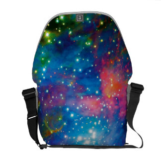 Orion Nebula Infrared Courier Bag