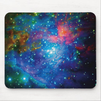Orion Nebula Infrared Mouse Pad