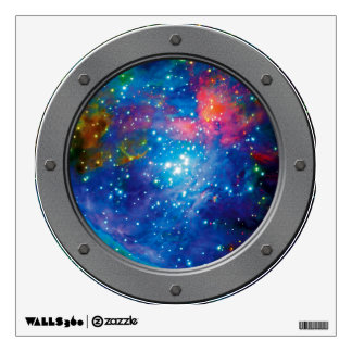 Orion Nebula Infrared Wall Decal