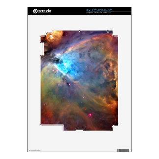 ORION NEBULA iPad 2 DECALS