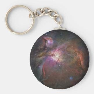 Orion Nebula Keychain