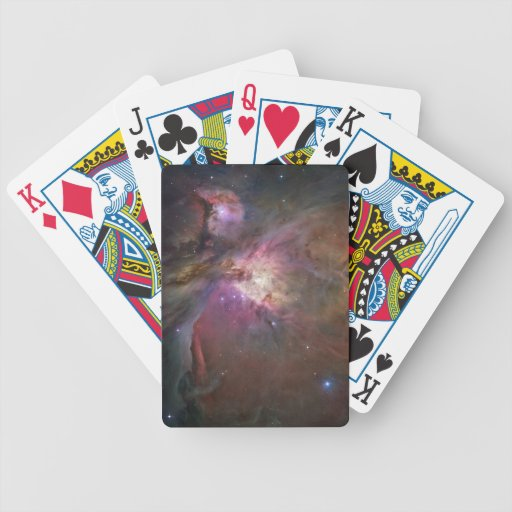 Orion Nebula (M42) Bicycle Card Deck