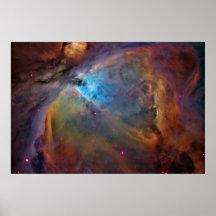 Orion Nebula, M42, NGC 1976 Print