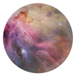 Orion Nebula M42 Dinner Plates