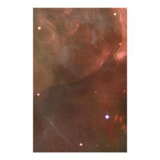 Orion Nebula NASA Thousands of stars Stationery