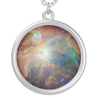 Orion Nebula Necklace