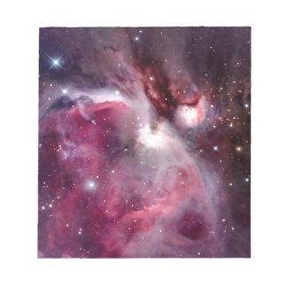 Orion Nebula Scratch Pad