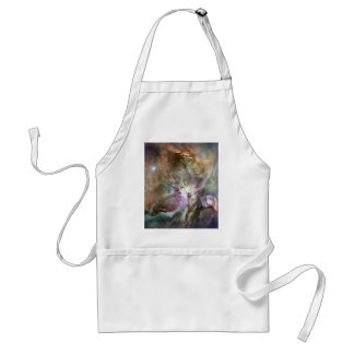 Orion Nebula Pastels Adult Apron