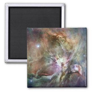 Orion Nebula Pastels Fridge Magnet