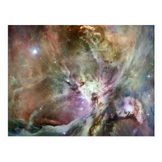 Orion Nebula Pastels Post Cards