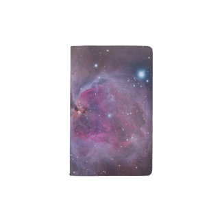 Orion Nebula Pocket Moleskine Notebook