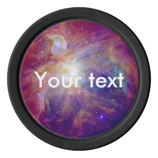 Orion Nebula Poker Chip Set
