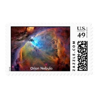 Orion Nebula Postage Stamp