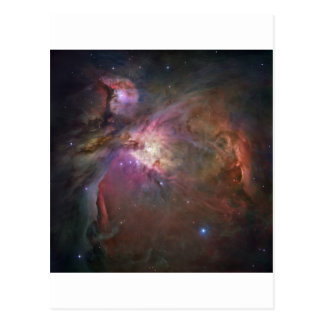 Orion Nebula Postcard