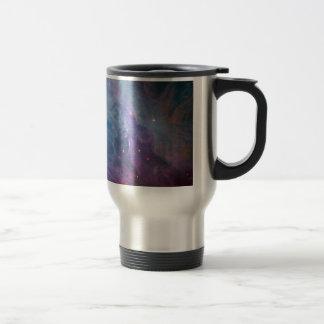 Orion Nebula Purple Space Mug