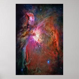 Orion Nebula resized 24x36 (30x30) Poster