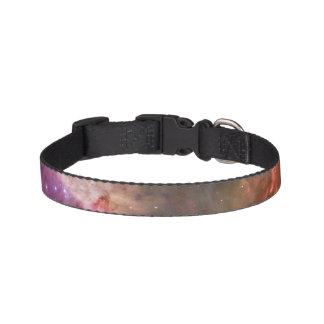 Orion Nebula Small Dog Collar
