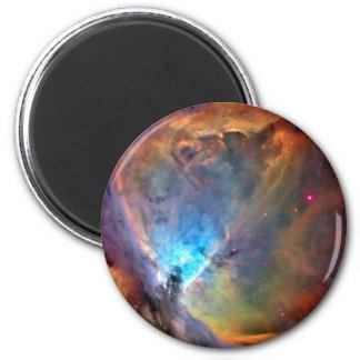 Orion Nebula Space Galaxy 2 Inch Round Magnet