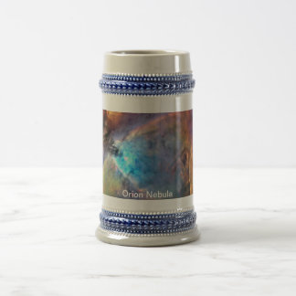 Orion Nebula Space Galaxy Beer Stein