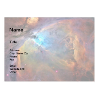 Orion Nebula Space Galaxy Business Cards