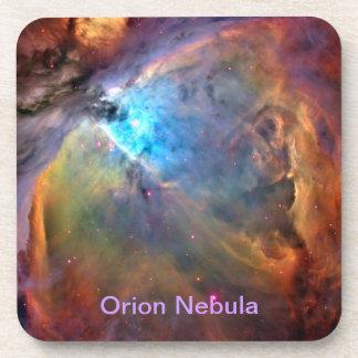 Orion Nebula Space Galaxy Cork Coaster