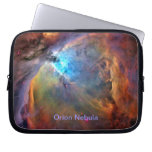 Orion Nebula Space Galaxy Electronics Case Laptop Computer Sleeves