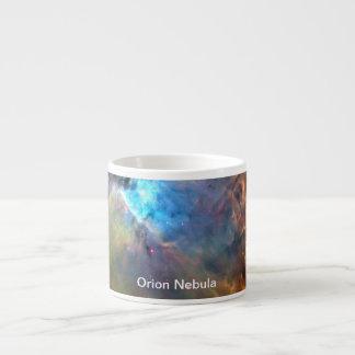 Orion Nebula Space Galaxy Espresso Cup