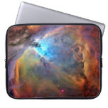 Orion Nebula Space Galaxy Laptop Sleeve