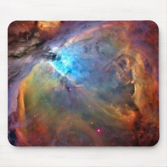 Orion Nebula Space Galaxy Mouse Pad