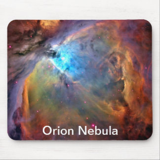 Orion Nebula Space Galaxy Mousepad
