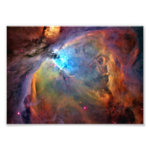 Orion Nebula Space Galaxy Photo Print