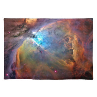 Orion Nebula Space Galaxy Placemat