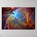 Orion Nebula Space Galaxy Poster X LG 60x40