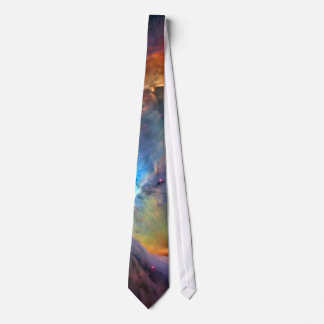Orion Nebula Space Galaxy Tie