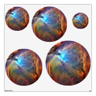 Orion Nebula Space Galaxy Room Stickers