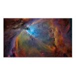 ORION NEBULA SPACE WONDERS STARS GALAXY UNIVERSE P BUSINESS CARDS