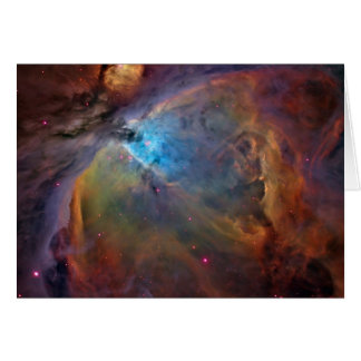 ORION NEBULA SPACE WONDERS STARS GALAXY UNIVERSE P GREETING CARDS