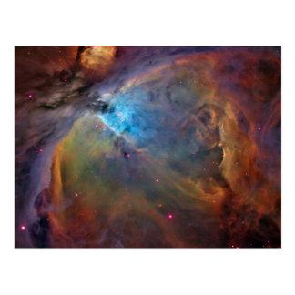 ORION NEBULA SPACE WONDERS STARS GALAXY UNIVERSE P POST CARDS