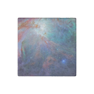 Orion Nebula Stone Magnet